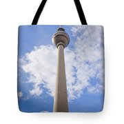 Fernsehturm Berlin Tote Bag
