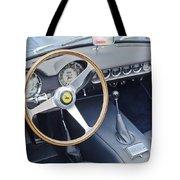 Ferrari 250 Gt Scaglietti Swb California Spyder 1961 Tote Bag