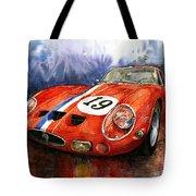 Ferrari 250 Gto 1963 Tote Bag