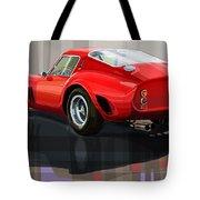 Ferrari 250 Gto Tote Bag