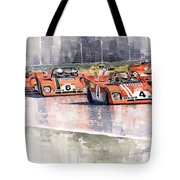 Ferrari 312 Pb Daytona 6 Hours 1972 Tote Bag