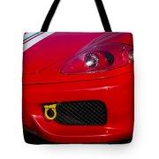 Ferrari 360 Tote Bag