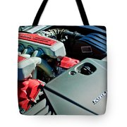Ferrari 599 Gtb Engine Tote Bag