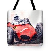 Ferrari Dino 156 F1 1961  Tote Bag