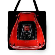 Ferrari F430 Engine Tote Bag