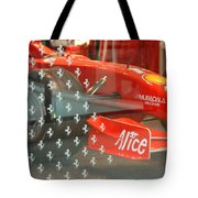 Ferrari Formula One Tote Bag