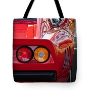 Ferrari Gto 288 Taillight -0631c Tote Bag