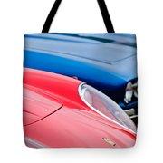 Ferrari Hood Emblem -0630c Tote Bag