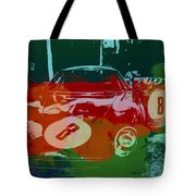 Ferrari Laguna Seca Racing Tote Bag