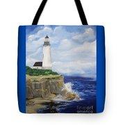 Ferrels Lighthouse Tote Bag