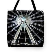 Ferris Wheel 10 Tote Bag