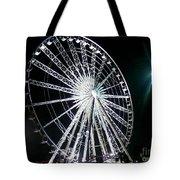 Ferris Wheel 11 Tote Bag