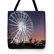 Ferris Wheel 19 Tote Bag