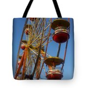 Ferris Wheel 2 Tote Bag
