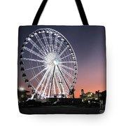 Ferris Wheel 22 Tote Bag