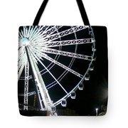 Ferris Wheel 6 Tote Bag