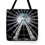 Ferris Wheel 7 Tote Bag