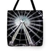 Ferris Wheel 8 Tote Bag