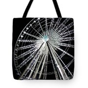 Ferris Wheel 9 Tote Bag