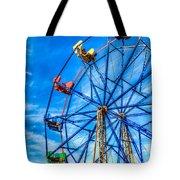 Ferris Wheel - Balboa Fun Zone Tote Bag