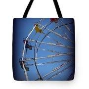 Ferris Wheel II Tote Bag