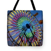 Ferris Wheel, Kentucky State Fair Tote Bag