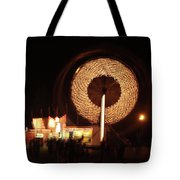 Ferris Wheel Spin Tote Bag