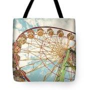 Ferris Wheel Tote Bag