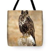 Ferruginous Hawk Tote Bag