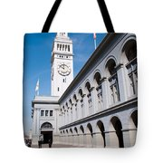 Ferry Building Tote Bag