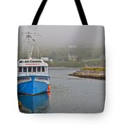 Ferryland Harbour-nl Tote Bag