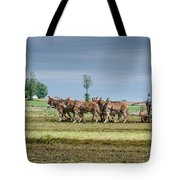 Fertilizing Tote Bag