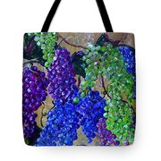 Festival Of Grapes Tote Bag