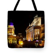 Festival Of Lights Gendarmenmarkt Berlin Tote Bag