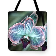 Festive Orchid Tote Bag