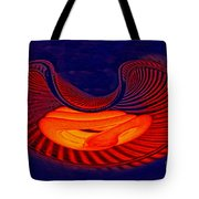 Fetal Light Form Tote Bag