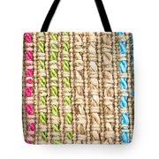 Fibre Texture Tote Bag