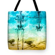 Fickle Finger Of Fate Tote Bag