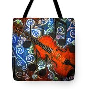 Fiddle - Violin Tote Bag
