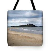 Fidra Island Lighthouse Tote Bag