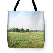 Field In France Tote Bag