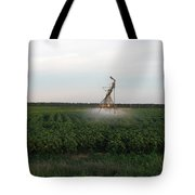 Field Monster Tote Bag