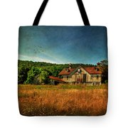 Field Of Broken Dreams Tote Bag
