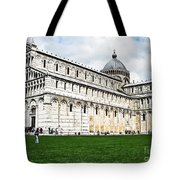 Field Of Dreams Cathedral Tote Bag