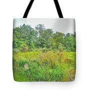 Field Of Dreams Tote Bag