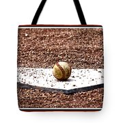 Field Of Dreams The Ball Tote Bag
