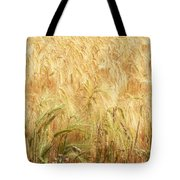 Field Of Gold - 3 Tote Bag