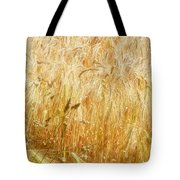 Field Of Gold 1 Tote Bag
