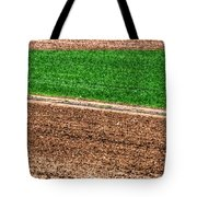 Field Of Green 14552 Tote Bag