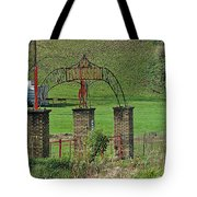 Field Of Honor Tote Bag